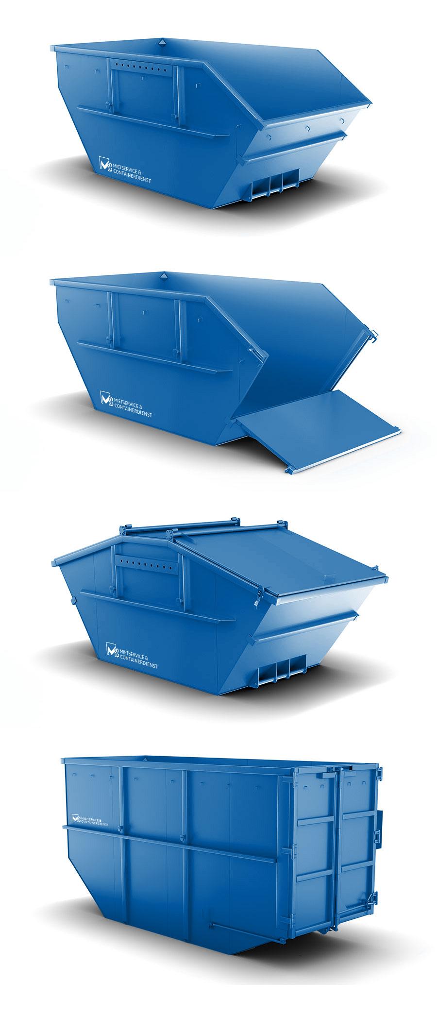 Containervarianten